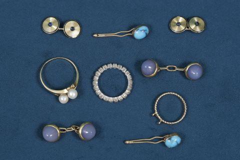 9 bijoux