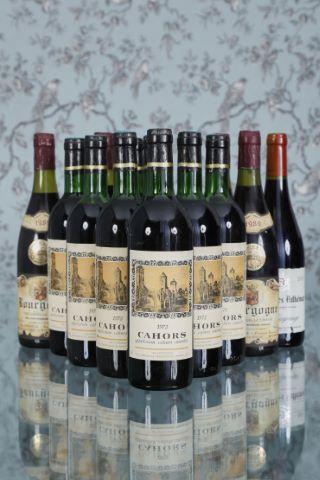 15 bouteilles