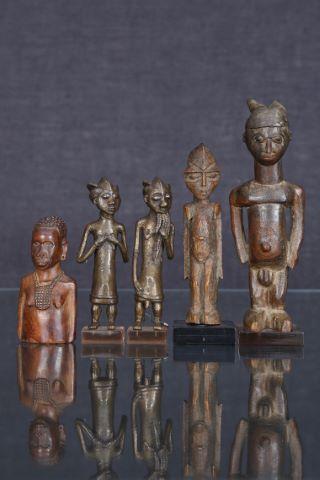 5 sculptures