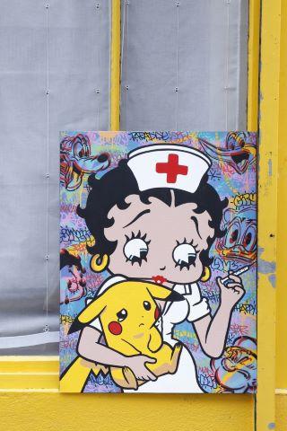 Nurse Betty make me feel good