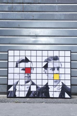 Léo et Pipo, portrait neutre