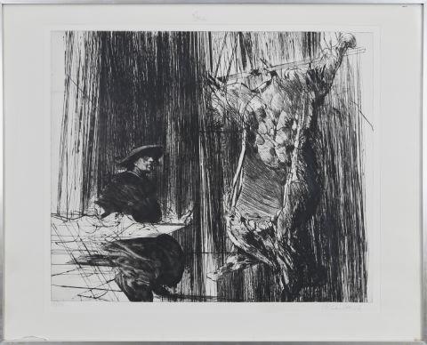 Bœuf écorché de Rembrandt