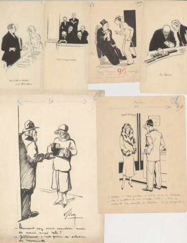 26 dessins humoristiques et caricatures