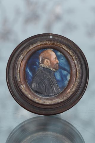 Profil d'Henri IV