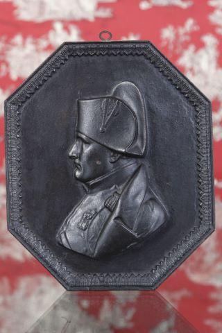 Profil de l'empereur Napoléon Ier