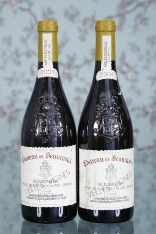 2 bouteilles