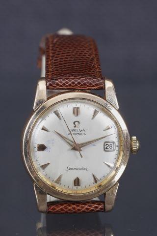 Montre bracelet d'homme modèle Seamaster calendar Automatic
