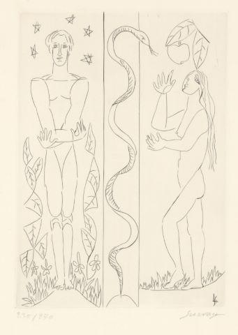 Adam et Éve