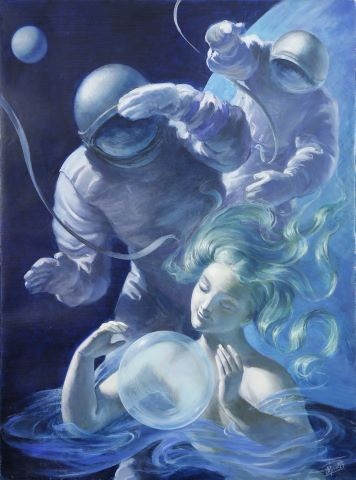 Les Sirènes du cosmos