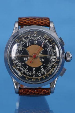 Chronographe bracelet d'homme