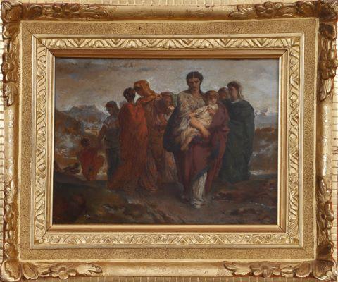La Marche d'Agrippine
