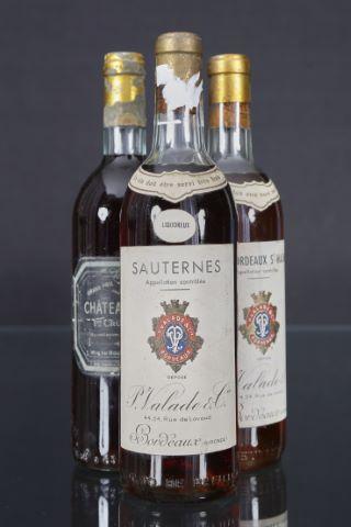 3 bouteilles