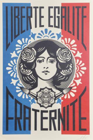 Liberté, Egalité, Fraternité