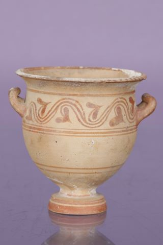 Vase cratère