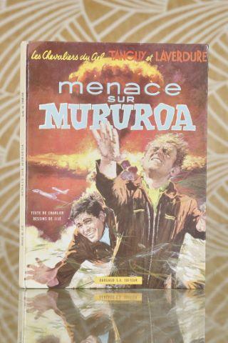 Les Chevaliers du Ciel Menace sur Mururoa