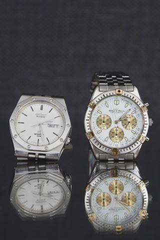 2 montres