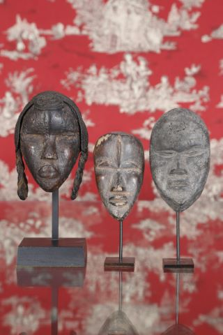 3 masques passeport
