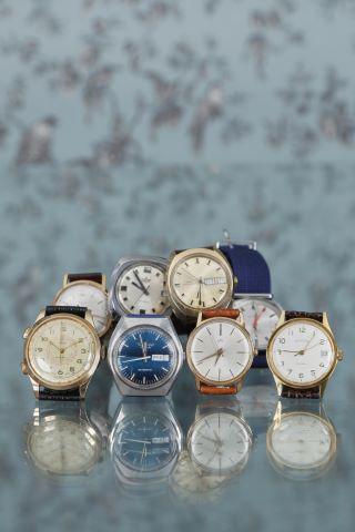 Lot de17 montres