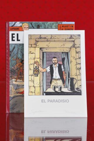 Lefranc - El Paradisio