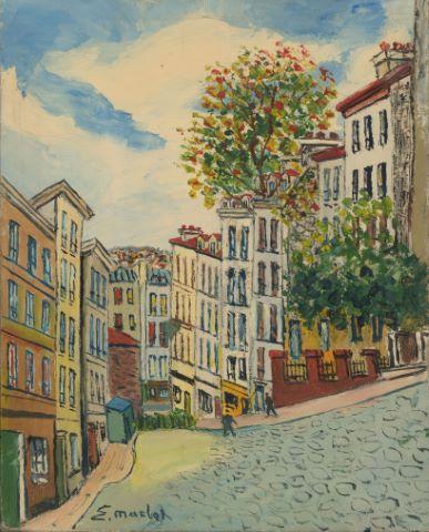 Rue du Chevalier de la Barre et rue Ramey
