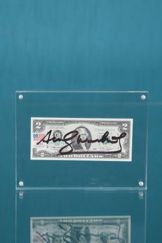 Two dollars bill, Thomas Jefferson