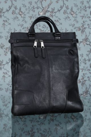 Sac homme type cabas