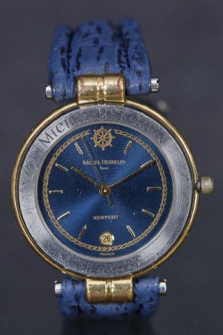 Montre bracelet modèle Newport