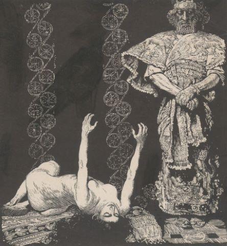 Illustration pour Le Cantique des Cantiques