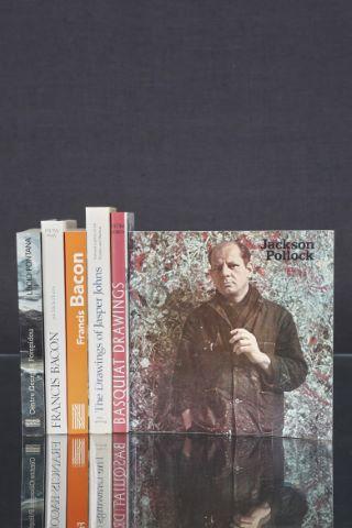 6 livres d'art contemporain