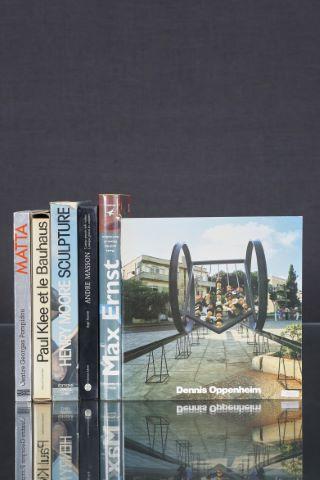 6 livres d'art