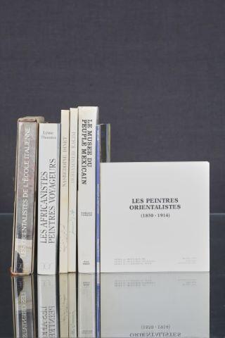 7 livres d'art