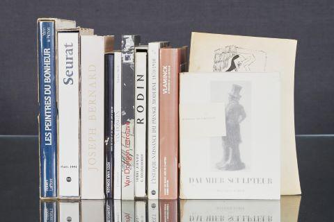 11 livres d'art