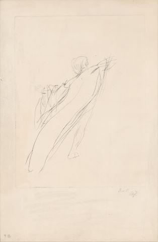 Rudolf Noureev [2 gravures]