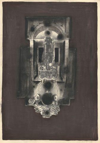 Temple imaginaire