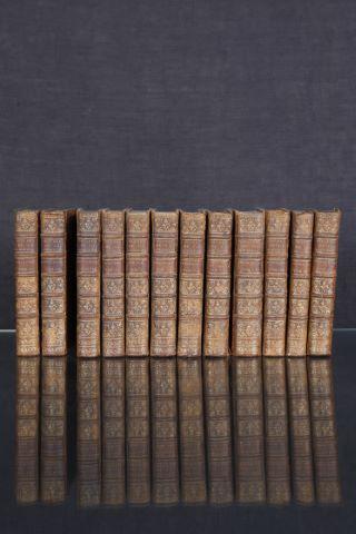 Collection complète des œuvres de J. J. Rousseau. Citoyen de Genève