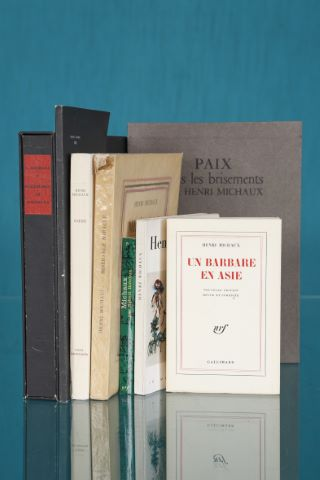 Peintures et dessins, avec un avant-propos et des légendes extraites de l'œuvre poétique de l'auteur