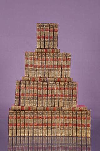 Œuvres, 55 volumes
