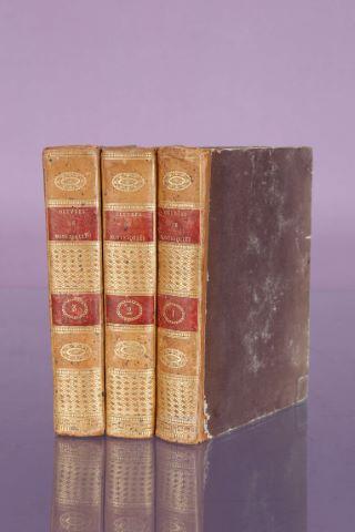Œuvres, 3 volumes