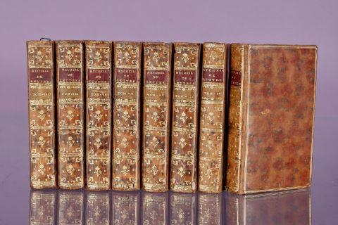 Recueil de lettres, pour servir d'éclaircissement à l'histoire du règne de Louis XIV.