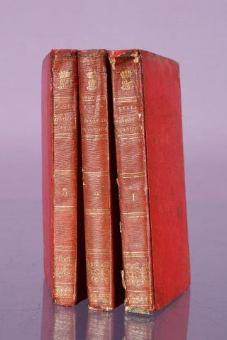 Considérations sur les principaux événemens de la révolution françoise, ouvrage posthume de madame la Baronne de Staël
