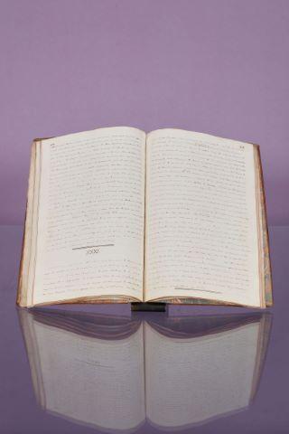 Lettres de Mademoiselle de S. au Chevalier De*** Capitaine de Cavalerie (manuscrit)