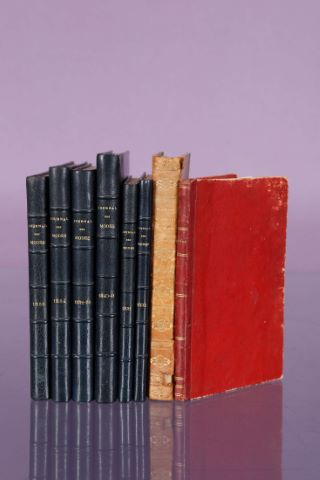 Journal des modes [8 ouvrages]