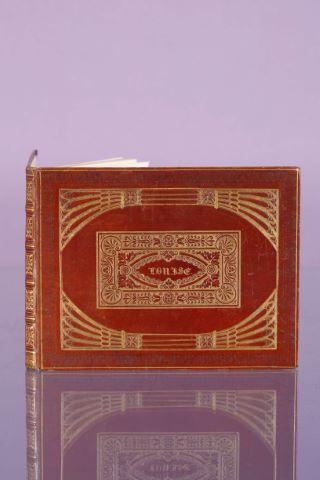 Liber ou album amicorum de Madame Louise de Chateaubourg