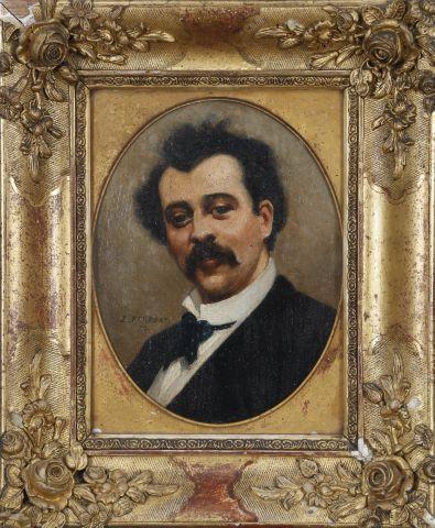 Portrait du littérateur Nestor Roqueplan