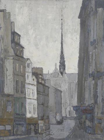 Vue de Notre-Dame