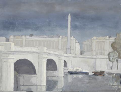 Pont - Place de la Concorde, Paris