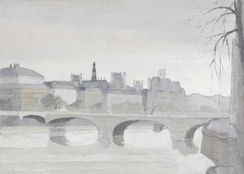Le Pont-au-Change à Paris