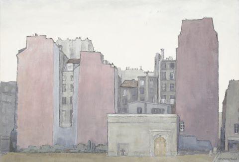 Plateau Beaubourg entre les rues Saint-Martin et Quincampoix, Paris