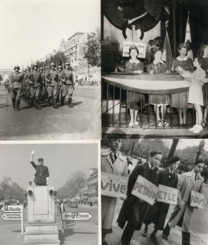 Occupation allemande de Paris [17 photographies]