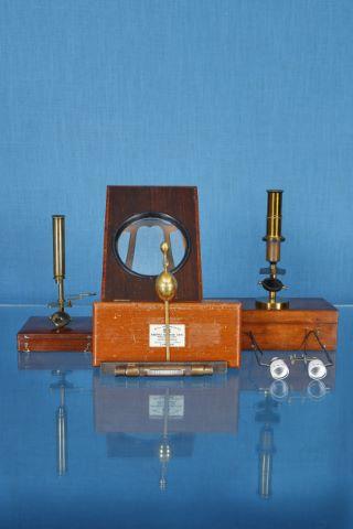 Ensemble d'instruments scientifiques